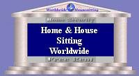 House sitting Worldwide