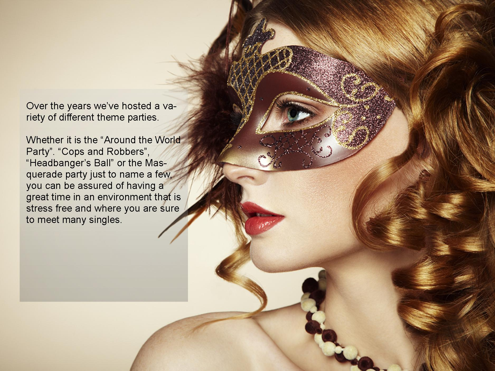 mask party image
