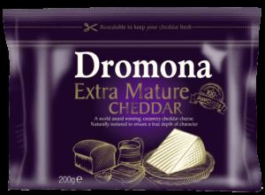 DROMONA EXTRA MATURE CHEDDAR