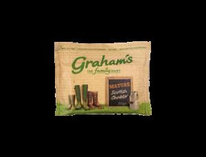 Grahams Mature Cheddar Cheese PNG 2