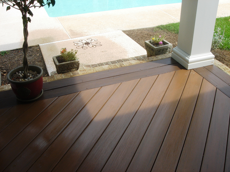 Azek Decking Abor Collection