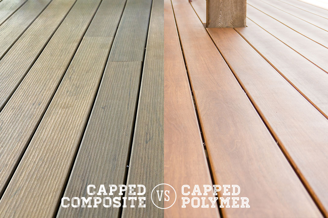 Azek Decking Capped Polymer