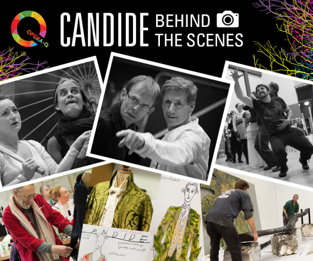 Candide Behind the Scenes Gallery