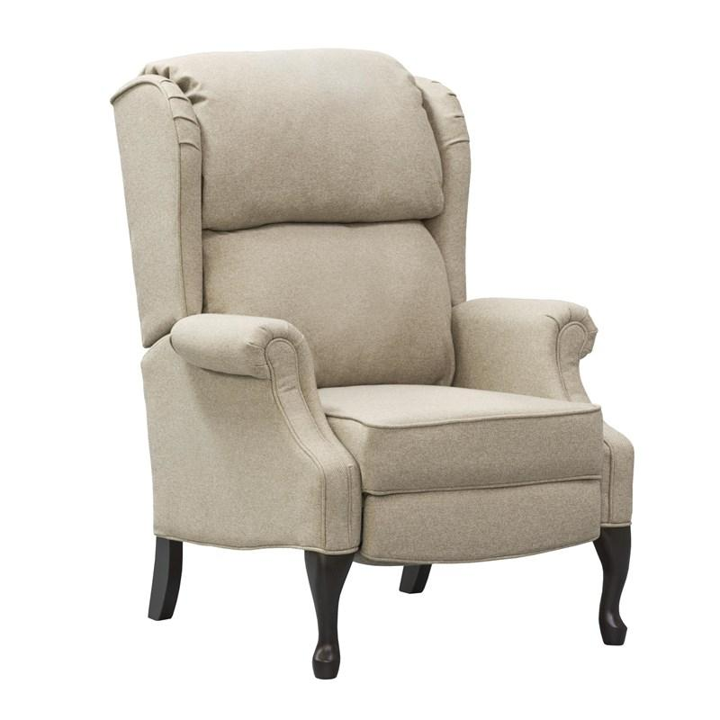 Elran Furniture Push-Back Recliner