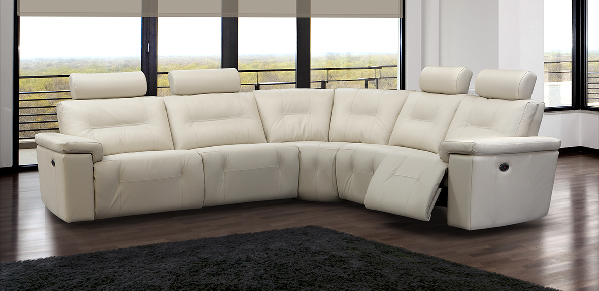 Elran Furniture Recliner and Home Theater