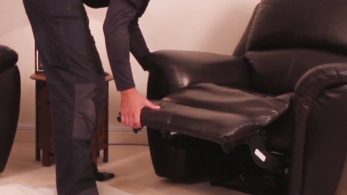 How to Fix a Recliner Tips: Fix the Back + Springs + Footrest + Cable