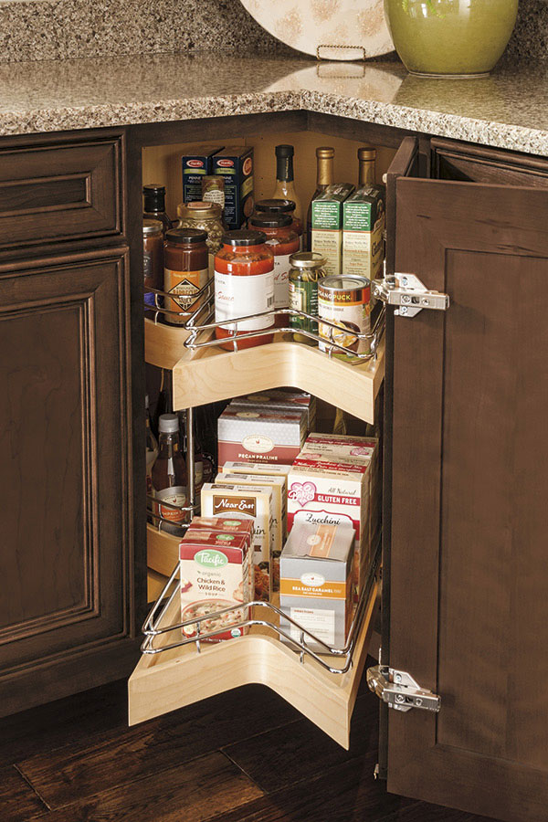 Lazy Susan Pull Out
