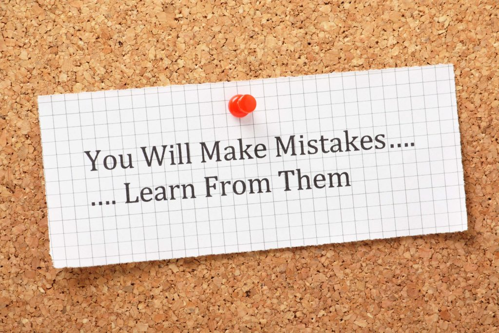 Learn How to Deal with Failures