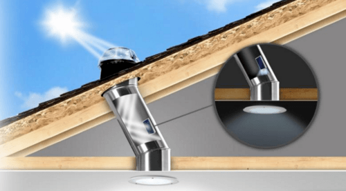 Solatube Vs. Velux Solar Tube Comparision
