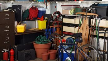 A Complete Guide To Decluttering Your Garage Space